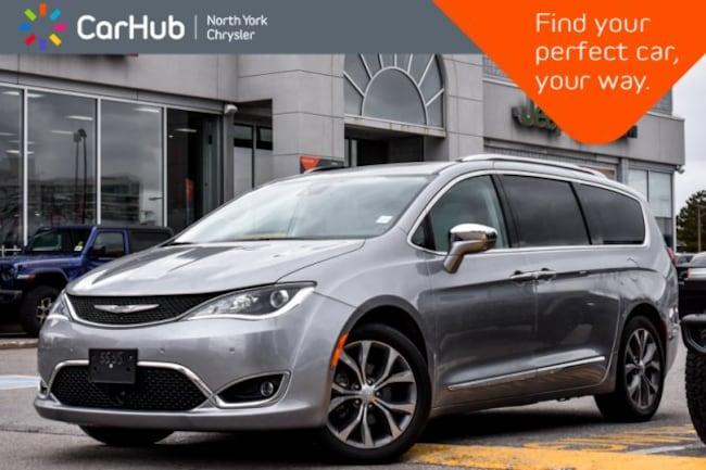 2019 Chrysler Pacifica Limited|Customr.Prefrd.Pkg|Pano_Sunroof|StowNGo|Na Van