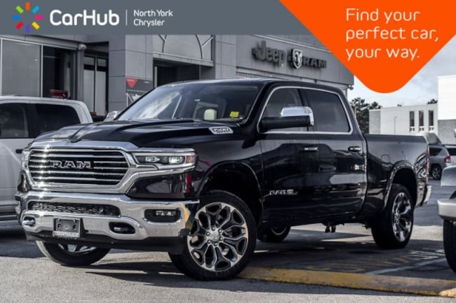 2019 Ram 1500 Laramie Longhorn New Car  4x4|Crew w/6.4ft.Box|HEM Truck