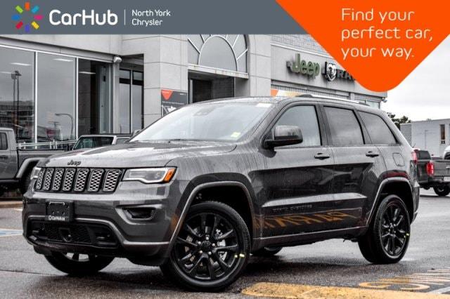 2020 Jeep Grand Cherokee Altitude NewCar Nav Sunroof Backup_Cam Keyless_Go  SUV