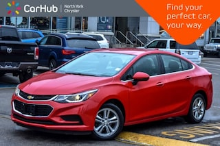 2016 Chevrolet Cruze LT|HeatFrntSeats|BackUpCam|SatRadio|KeylessEntry|1 Sedan