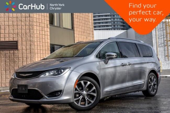 2019 Chrysler Pacifica Limited|Customr-Prefrd.Pkg|Navi|Backup-Cam|Sat.Rad Van