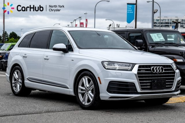 Used 2017 Audi Q7 3 0T Technik|Pano Sunroof|BOSE|Bluetooth