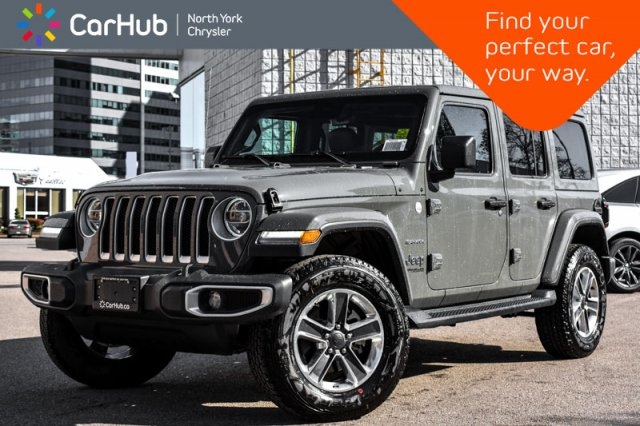 2020 Jeep Wrangler Unlimited Sahara KeyLess-Go.Customr-Prefrd.Lighting.Pkgs Apl SUV