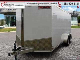 2020 Discovery 7' x 16' Cargo Trailer DMA716TA2 Cargo