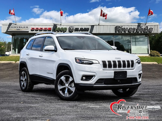 2019 Jeep Cherokee 4x4 Limited SUV