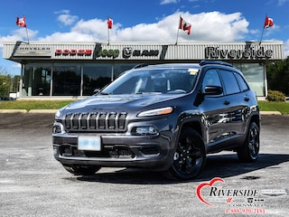 2018 Jeep Cherokee FWD Sport SUV