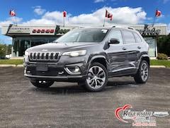 2020 Jeep Cherokee Overland SUV
