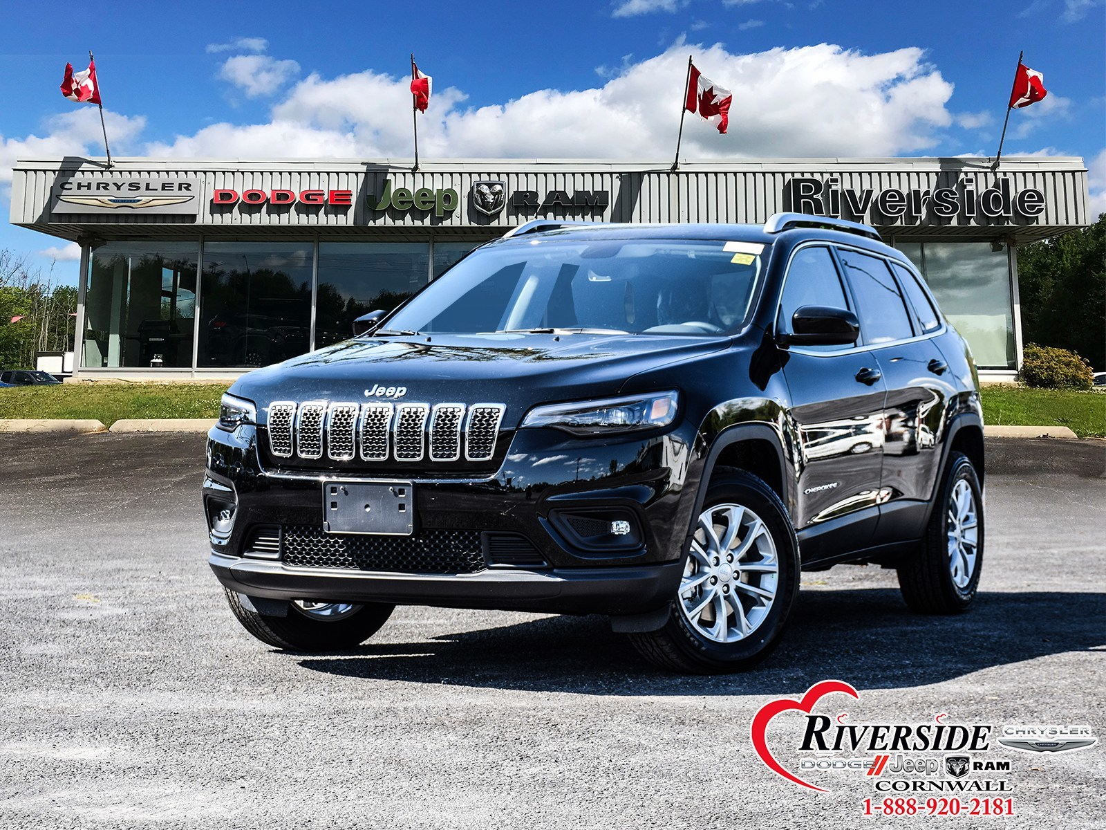 2019 Jeep New Cherokee North SUV