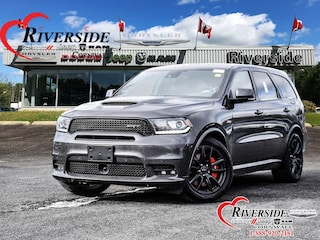 2018 Dodge Durango SRT Beautiful SRT With Extremely low kms!! Save Ov SUV