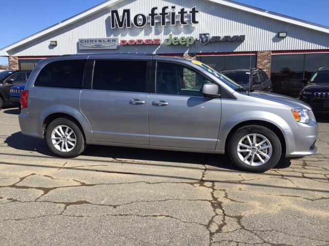 2018 Dodge Grand Caravan CVP/SXT - Low Mileage Van