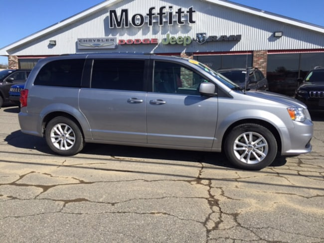 2018 Dodge GR Caravan CVP/SXT - Low Mileage Van