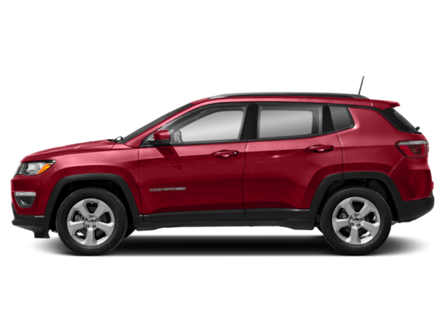 2018 Jeep Compass Compass SUV