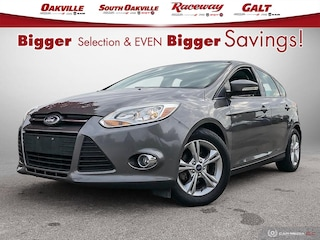 2013 Ford Focus SE | HEATED SEATS | BLUE-TOOTH | Hatchback