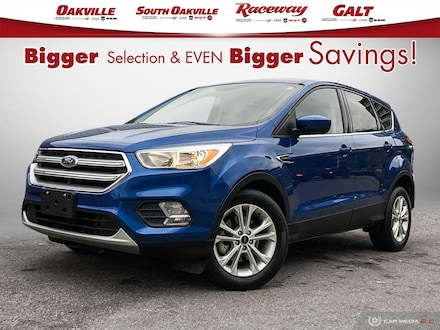 2017 Ford Escape | HEATED SEATS | BACK UP CAM | VERY LOW KMS | SUV