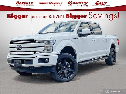 2019 Ford F-150 LARIAT | NAVI | HEATED/VENTED LEATHER | 4X4 | Truck SuperCrew Cab