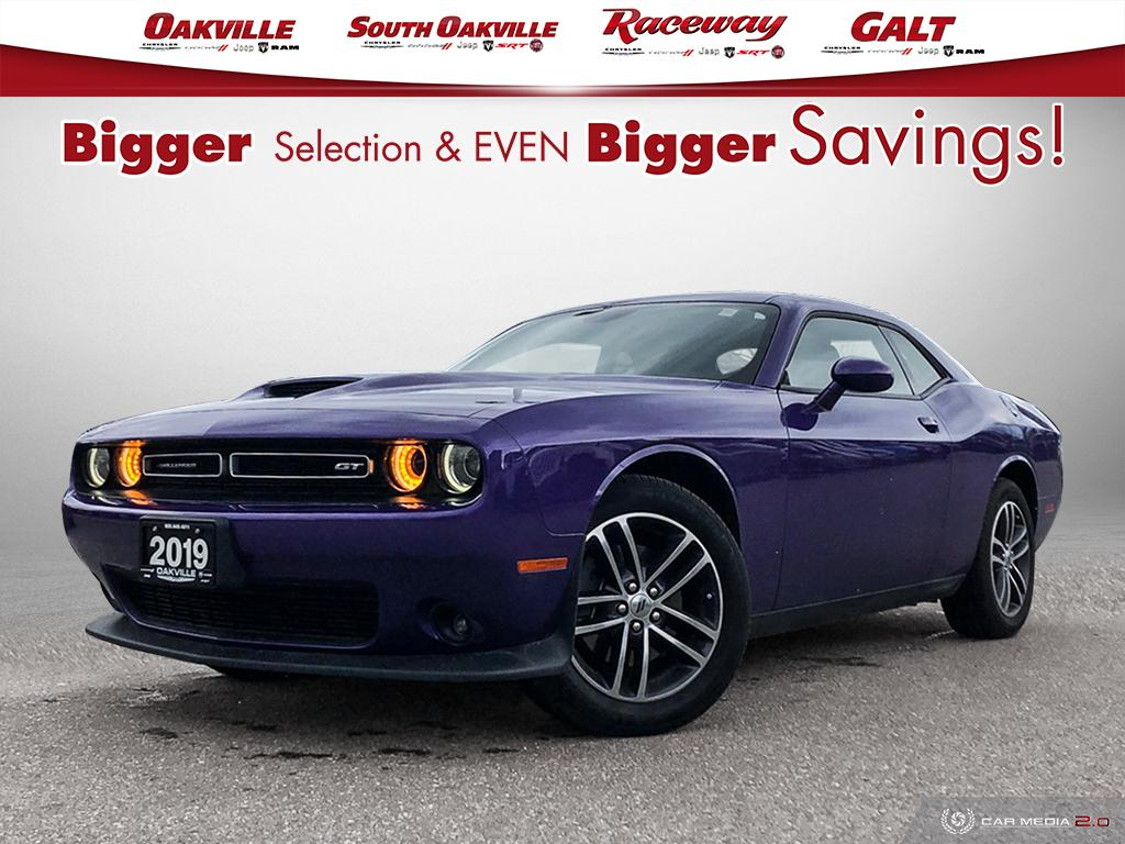 2019 Dodge Challenger GT | YES WE ARE OPEN 9-5 | WHITE GLOVE DELIVERY IN THE GTA Coupe