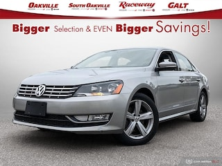 2014 Volkswagen Passat 2.0 TDI Comfortline | DIESEL | HEATED LEATHER | BA Sedan