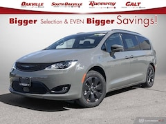 2020 Chrysler Pacifica Hybrid Limited Van