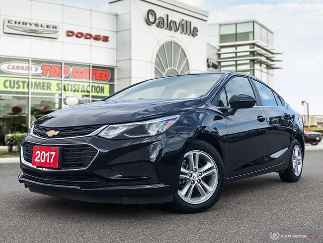 2017 Chevrolet Cruze LT | BLUE-TOOTH | NO ACCIDENTS | NOT A RENTAL | Sedan
