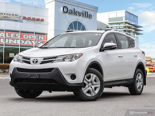 2015 Toyota RAV4 LE | AWD | BACK UP CAMERA | ALLOYS | BLUE-TOOTH | SUV
