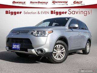 2015 Mitsubishi Outlander ES | SOLD BY FAIS | THANK YOU | SUV