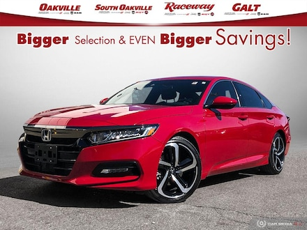 2018 Honda Accord SPORT | 6 SPEED | SUNROOF | HEATED SEATS | Sedan