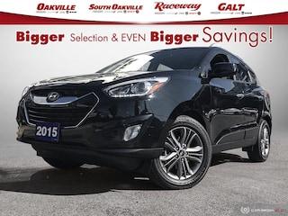 2015 Hyundai Tucson GLS | AWD | DUAL SUNROOF | HEATED SEATS | SUV