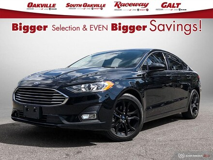 2019 Ford Fusion SE | NAV | 1 OWNER | NO ACCIDENTS | HEATED SEATS | Sedan