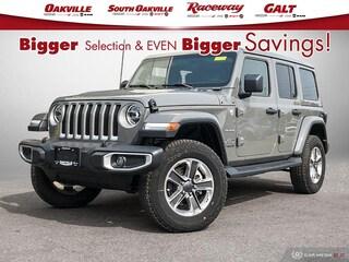 2020 Jeep Wrangler Unlimited Sahara SUV