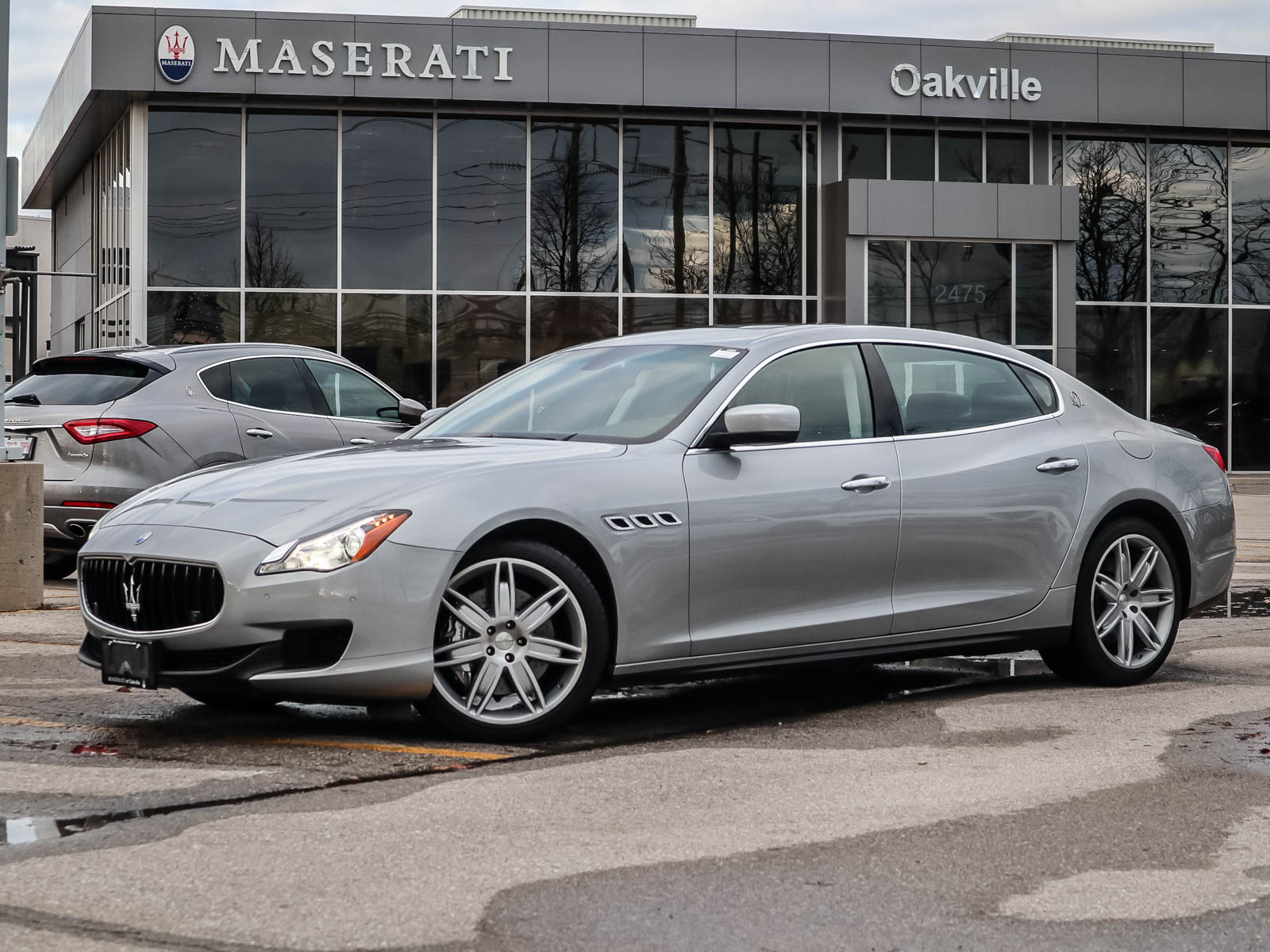 2015 Maserati Quattroporte S Q4 *Maserati Certified 2.9%*