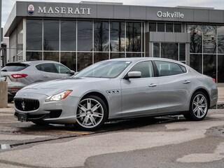 Used 2015 Maserati Quattroporte S Q4 *Maserati Certified 2.9%* ZAM56RRA4F1152480 in Oakville, Ontario