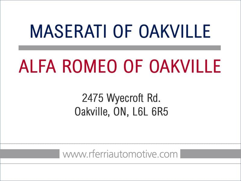Used 2019 Maserati Ghibli S Q4 Granlusso Grounded  March 16/2020 for sale in Oakville, ON