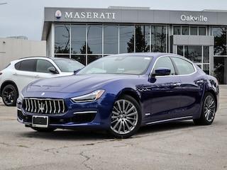 Used 2018 Maserati Ghibli S Q4 Granlusso *Maserati Certified 1.9%* ZAM57YTL9J1280529 in Oakville, Ontario