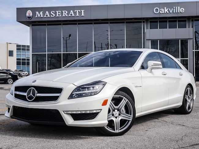 2014 Mercedes-Benz CLS63 AMG 4matic Coupe
