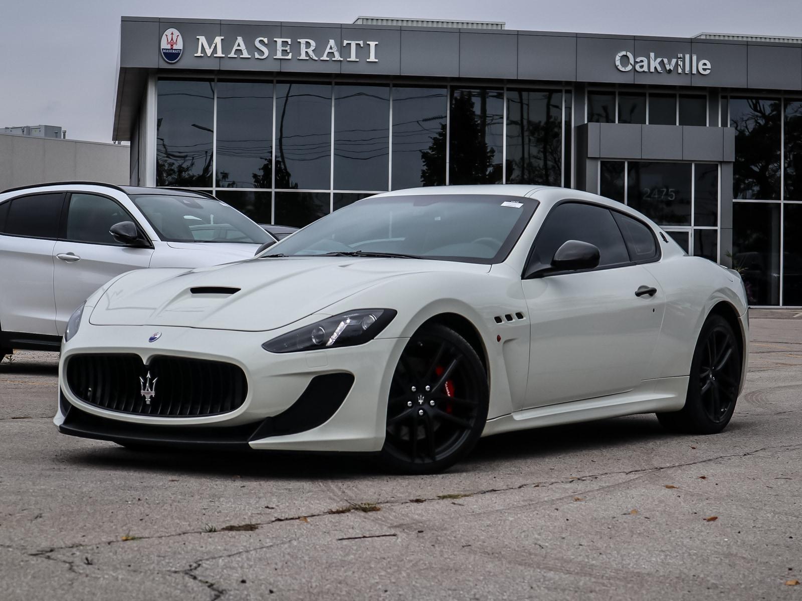 2014 Maserati Granturismo MC $699 bi Weekly With 20k Down