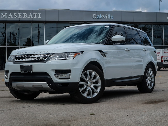 2015 Land Rover Range Rover V6 HSE *$355 bi Weekly With $10k Down*