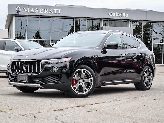 2017 Maserati Levante S *Maserati Certified 2.9%*