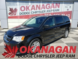 2016 Dodge Grand Caravan Canada Value Package Wagon