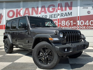2019 Jeep Wrangler Unlimited Sport Sport 4x4
