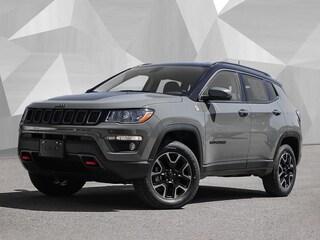 2020 Jeep Compass Trailhawk Trailhawk 4x4