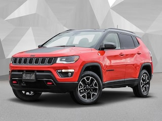 2019 Jeep Compass Trailhawk Trailhawk 4x4