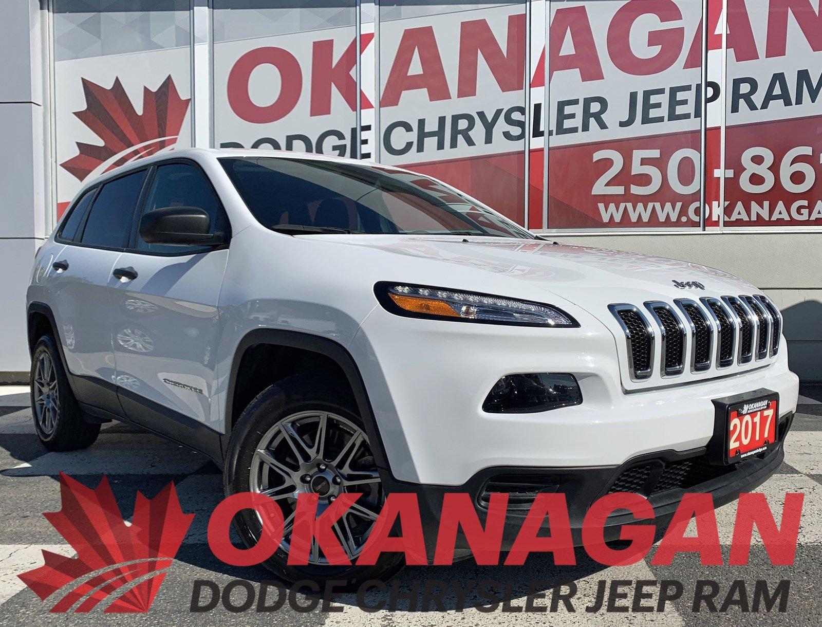 2017 Jeep Cherokee Sport FWD  Sport