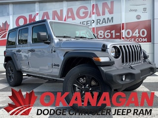 2019 Jeep Wrangler Unlimited Sport Sport 4x4