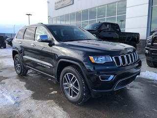 2017 Jeep Grand Cherokee Limited - Leather Seats SUV