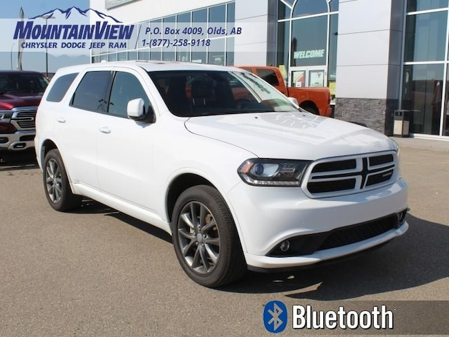 2018 Dodge Durango GT - Leather Seats -  Bluetooth SUV