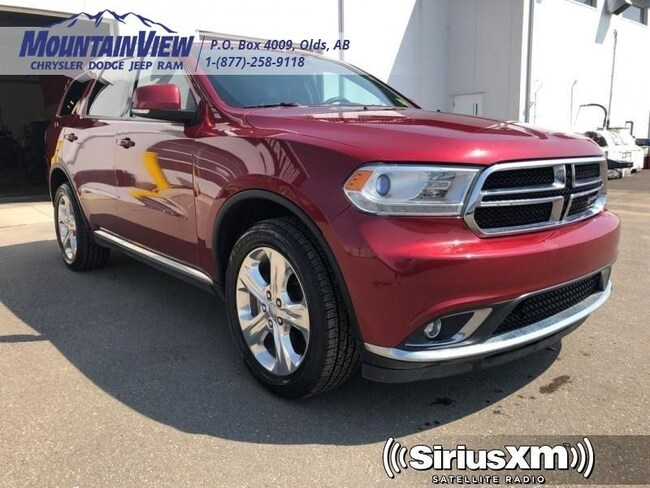 2015 Dodge Durango Limited - Leather Seats -  Bluetooth SUV