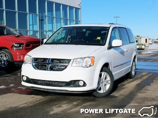 2015 Dodge Grand Caravan Crew - Leather Seats Van