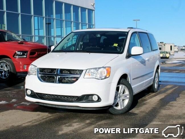2015 Dodge Grand Caravan Crew - Leather Seats Van