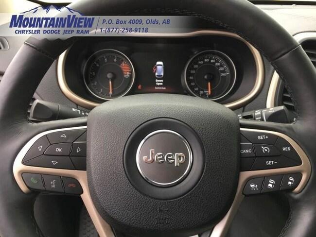 2017 Jeep Cherokee Limited - Leather Seats -  Bluetooth SUV
