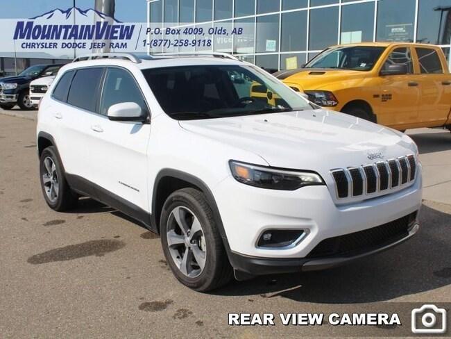 2019 Jeep Cherokee Limited - Leather Seats -  Bluetooth SUV